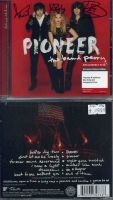 The Band Perry Pioneer CD Signed by All