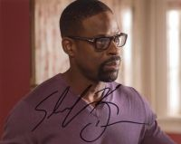 Sterling K Brown from the TV series THIS IS US