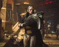 Christopher Eccleston from the movie THOR 2 - (Earn 1 reward points on this item worth $0.25)