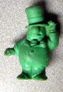 Green W.C. (Field's) Frito Bandito Pencil Topper Eraser - (Earn 1 reward points on this item worth $0.25)