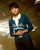 Ginnifer Goodwin from the TV series ONCE UPON A TIME