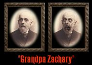 Grandpa Zachary Changing Portrait - (Earn 1 reward points on this item worth $0.25)
