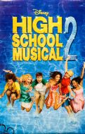 """High School Musical II"" Cast Signed Poster - (Earn 16 reward points on this item worth $4.00)"