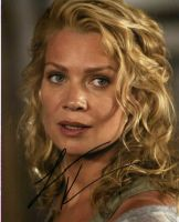 Laurie Holden from the TV series THE WALKING DEAD