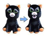 Katy Cobweb the Black Cat Feisty Pet - (Earn 2 reward points on this item worth $0.50)