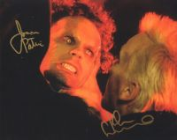 Kiefer Sutherland / Jason Patric from the movie LOST BOYS