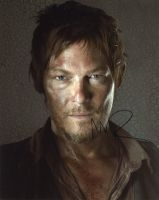 Norman Reedus from the TV series THE WALKING DEAD