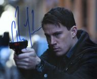 Channing Tatum from the movie HAYWIRE - (Earn 2 reward points on this item worth $0.50)